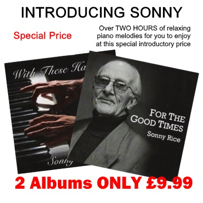 Introducing Sonny Two Piano CD Offer
